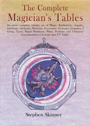 Complete Magician's Tables hc