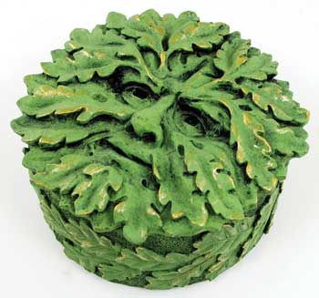 Greenman round box