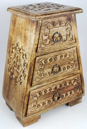 Celtic Wooden  Cupboard 11