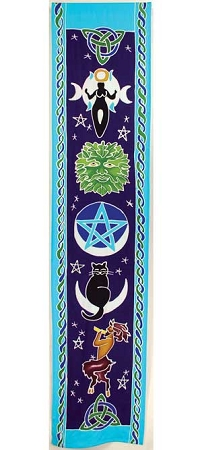 Celtic Magic Long Banner