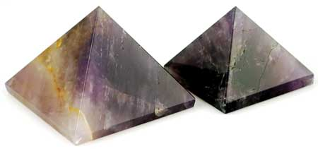 Amethyst Crystal Pyramid 30-35mm