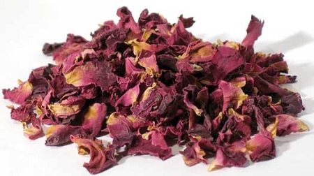 Bulk Red Rose Buds & Petals