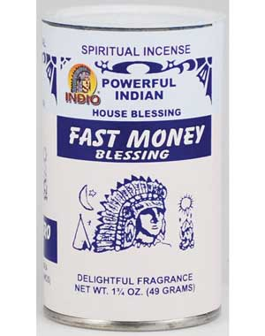 Fast Money incense pwd