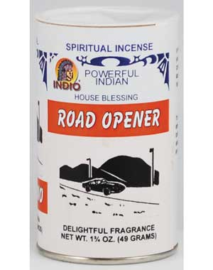Road Opener incense pwd