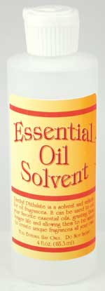 Essential Oil Solvent 4oz