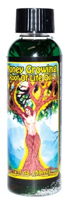 Money Growing Root of Life Oil 2oz