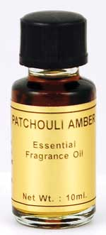 Patchouli Amber essential