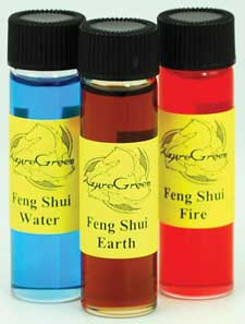 Feng Shui Wood Essence Oil 2 Dram