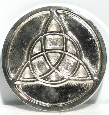 Triquetra Altar Tile 3 inches