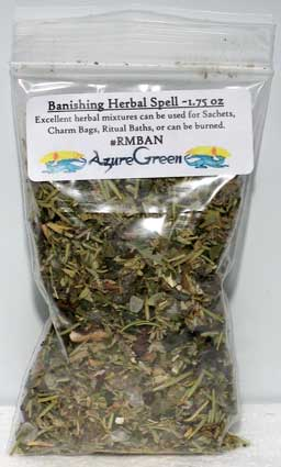 Banishing spell mix 1oz