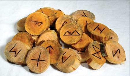 Willow rune set