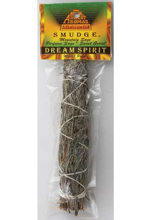 Dream Spirit smudge stick 5-6