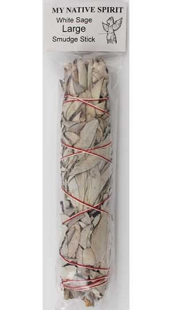 California White Sage smudge 8