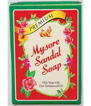 Mysore Sandal Soap 75gm
