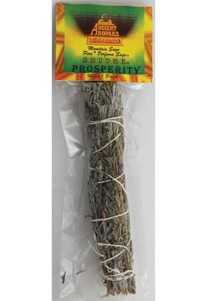 Prosperity smudge stick 5-6