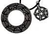 Wicca Circle Dance, Witch Power amulet