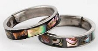 Abalone Rings 20 bag