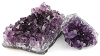 Collection of Amethyst Clusters Bulk