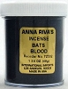 Bats Blood powder incense Anna Riva 1 3/4oz