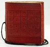 Pocket leather w/ cord