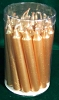 Gold Chime Candle 20pk