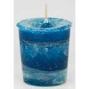 Angel's Influence Herbal votive - teal