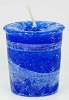 Good Health Herbal votive - blue