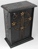 Pentagram and Celtic cupboard 11