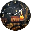 Witching Hour clock 11 1/2