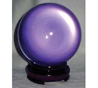 Alexandrite crystal ball 80mm