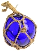 Cobalt Blue Glass Float 5