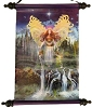 Archangel Jophiel Steve Roberts Wall Scroll