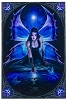 Large Anne Stokes Immortal Flight tile