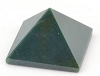 Bloodstone Crystal Pyramid 25-30mm