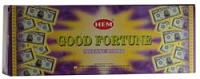 Good Fortune HEM stick 20pk