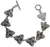 Triquetra Stainless Steel Bracelet