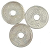 Chinese set of 3 coin