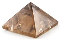 Smoky Quartz Crystal Pyramid 30-35mm