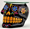 Black Day of the Dead oil diffuser