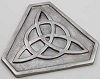 Triquetra Altar Tile 5 inches