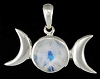 Triple Moon Rainbow Moonstone