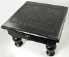 Spirit Board altar table w/ drawer 12