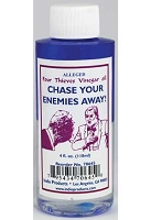 Chase Your Enemies Away