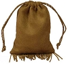Fringed Faux Suede Bag