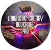 Magnetic Energy Beverage Pad