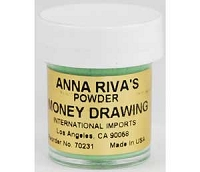 Money Drawing Ritual Powder 1/2oz