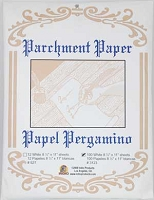 White Parchment Paper 100 Pack