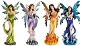 Elemental Fairy Statue Set