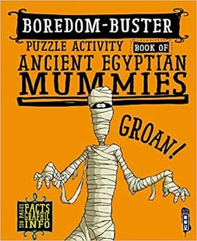 Book of Ancient Egyptian Mummies by Channing & Bergin