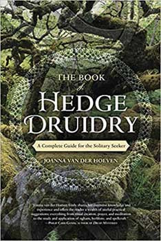 Book of Hedge Druidry by Joanna Van Der Hoeven